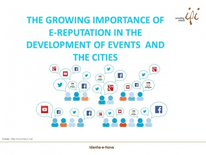 The Growing Importance of e-Reputation in the Development of Events and the Cities
